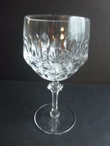 "Nachtmann Bleikristall Service Plaza Crystal Goblet 6""T - $19.79"