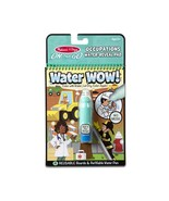 Melissa & Doug On The Go Water Wow! Occupations Reusable Water-Reveal Ac... - $10.80