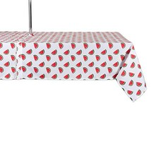 DII CAMZ11301 Spring & Summer Outdoor Tablecloth, Spill Proof and Waterp... - £31.44 GBP