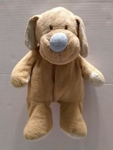 "Ty Snugglepup Puppy Dog 13"" Baby Beanie Pluffies Plush Holes Repairs Ver... - $21.73"