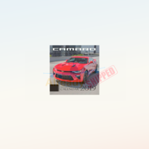 Camaro Superstar Cars Calendar 2019: 2019 Monthly Calendar with USA Holi... - $9.00