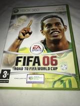 FIFA 06: Road to the FIFA World Cup (Microsoft Xbox 360, 2006) - Europea... - $10.25