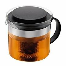 [Genuine] BODUM Bodum BISTRO NOUVEAU teapot 1.0L 1875-01 - $56.94