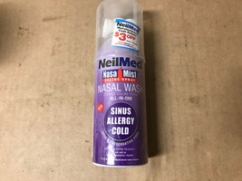New Neilmed Nasa Mist Saline Spray Nasal Wash Saline Spray All in One EX... - $6.67