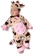 Princess Paradise Sleepy Süß Kuh Zoo Tiere Kleinkinder Baby Halloween Kostüm - $41.11