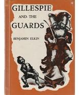Gillespie and the Guards by Benjamin Elkin 1956 Children's Book James Da... - $29.69