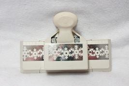 Retired Martha Stewart Snowflake Paper Punch - $23.99