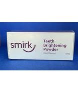 Smirk, Teeth Brightening Powder, Mint Flavor, 40 g, Smiles Powder UK - $44.77