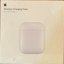 Brand New Sealed In Box Apple Air Pods (MR8U2AM/A) Wireless Charging Case - White - $34.60