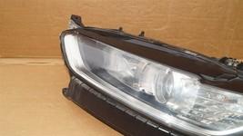 13-16 Ford Fusion Halogen Headlight Head Light Lamp Driver Left Side LH image 2