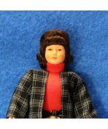 Dollhouse Dressed Lady Caco DHS0076 Flexible Dark Jacket Tan Pants Minia... - $40.35