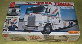 "Vintage AMT/Matchbox 1:25 Kenworth Aerodyne ""Papa Truck"", sealed - $80.00"