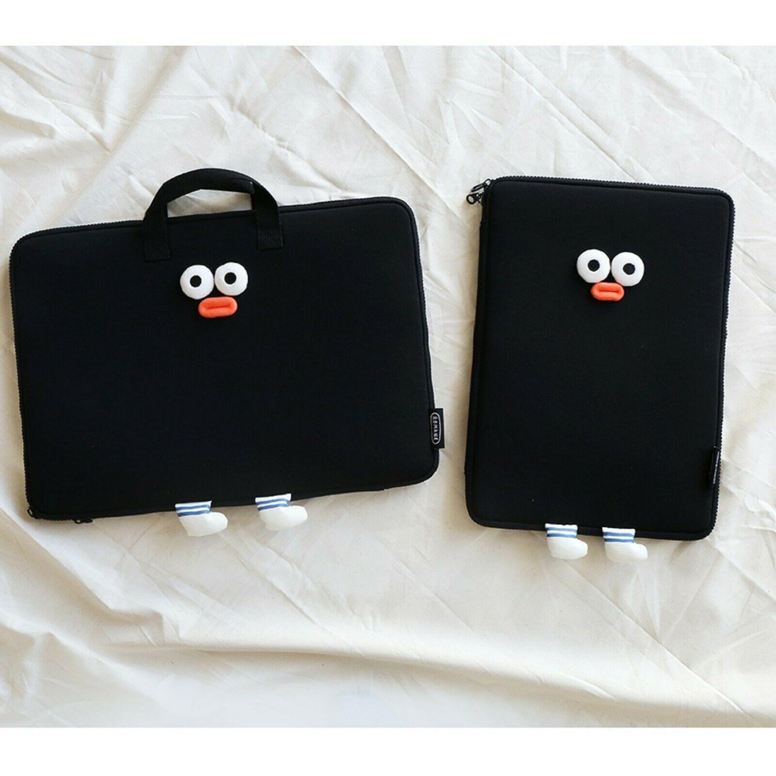 Brunch Brother Pompom Laptop Protective Sleeve Pouch Bag Case Bag 13 15 inch