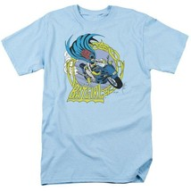 Batgirl T-shirt Batman Robin vintage DC comics Gotham DCO102 cotton graphic tee image 2