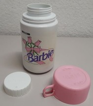Thermos Bottle Replacement Barbie Flowers Pink - $9.89