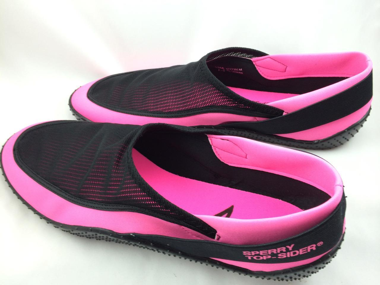 Primary image for New Sperry  Top-sider Mens Water Shoes Pink