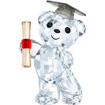 Authentic Swarovski Kris Bear - Graduation - Crystal Figurines - $92.57