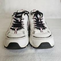 Skechers Sport 11032 Womens Shoes White Pink Sneakers Running US 8.5 UK ... - $31.88