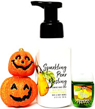 Bath and Body Works Sparkling Pear Hand Soap, PocketBac , JACK-O'-LANTER... - $20.05