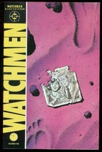 Watchmen #4 1986-DAVID GIBBONS-ALAN MOORE-DC Comics Vf - $25.22