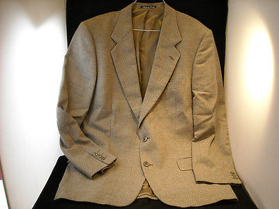 An Italian made Men's Sports Jacket By Ungaro