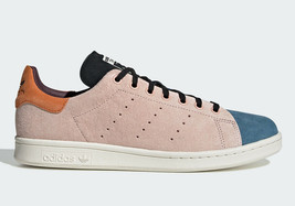 adidas Women's Stan Smith Recon Multi Colored Suede Trainers - $171.23