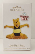 "Hallmark 2012 ""Everything Is Honey Winnie the Pooh"" Disney Christmas Orn... - $9.49"