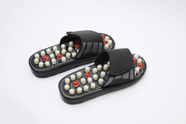 Womens Acupressure Acupuncture Massage Slipper Shoes Feet Sole Massager ... - $488,39 MXN