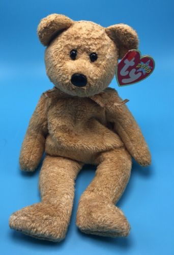f1f52009a1e Ty Beanie Babies Cashew The Bear 2000  2 and 50 similar items. 12