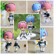 Nendoroid Re:Life in a different world from zero Rem & Ram PVC Action Fi... - $61.99