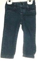 Girls Blue Pocket J EAN S Size 18M - $3.00