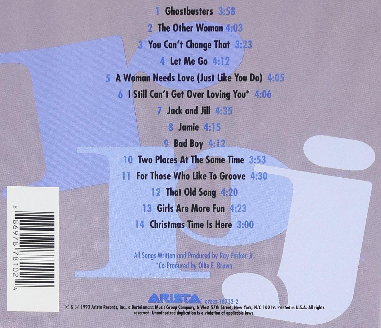 Greatest Hits Ray Parker Jr.