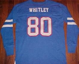 Box Seat Clothing Co. NCAA Louisiana Tech Bulldogs Whitley 80 Blue Jerse... - $49.49