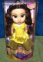 "Disney Princess MY FRIEND BELLE 14""H New - $30.88"