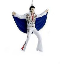 Elvis® in Eagle Suit with Cape Ornament w - $10.99