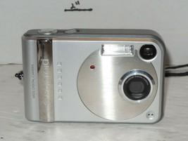 Polaroid A500 5.1 MP Digital Camera Silver - $46.75