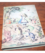 Alice in Wonderland & Thruough the Looking Glass Book 1946 Excellent - $148.50