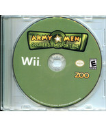 Army Men: Soldiers of Misfortune  (Wii, 2008) - $3.95
