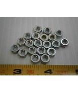 M5 Hex Nut Steel Zinc Plated din 934 Metric LOT of - 100#1054 - Quality ... - $23.85