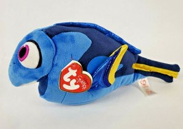 "Disney Pixar Finding Nemo TY Sparkle Dory 9"" Plush Fish Stuffed Animal  - $15.72"