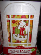 2013 HALLMK CHRISTMAS SOUND and MOTION LABLES, THE  SHOPPE - $59.70