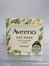 Aveeno Oat Mask With Cucumber Extract Smooth Refresh  1.7oz - $6.64