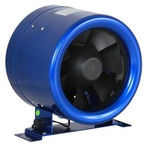 "Hyper Fan 8"" 710 CFM Digital Mixed Flow Fan - $176.17"