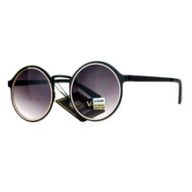Womens Fashion Sunglasses Round Layered Circle Metal Frame UV 400 - $9.95