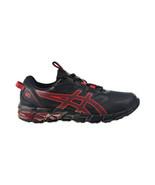 Asics Gel Quantum 90 Men's Shoes Black-Classic Red 1201A064-004 - $77.35
