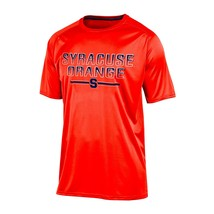 NCAA Syracuse Orange Men's Short sleeve Crew Neck RA Tee, Small, Orange - $16.95