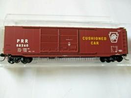 Micro-Trains # 03400440 Pennsylvania 50' Standard Boxcar Double Door N-Scale image 1