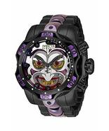 INVICTA 33811 DC Comics Joker Venom Limited Edition Black Steel Men's Watch - $499.99