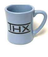 Lucas Films THX Sound System Slate Blue Stoneware Coffee Mug  - $57.42