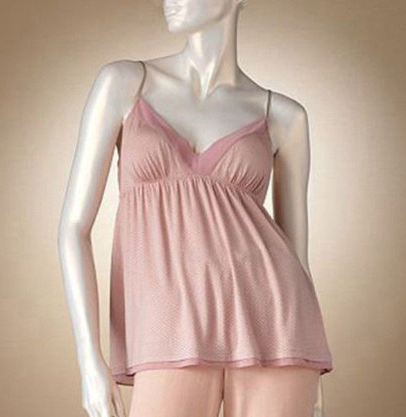 Sexy Jennifer Lopez NEW Rose Modal Cami Top Lounge Sleepwear XXL - $15.00
